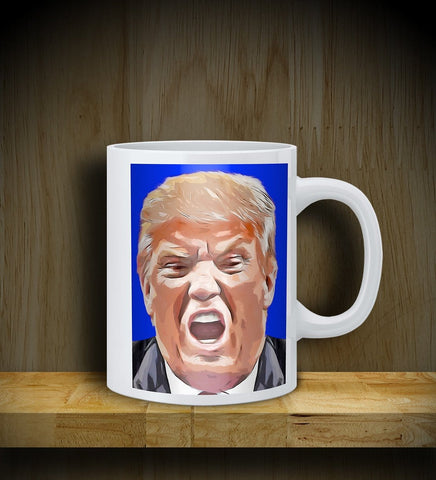 MUG: TRUMP: Face Six