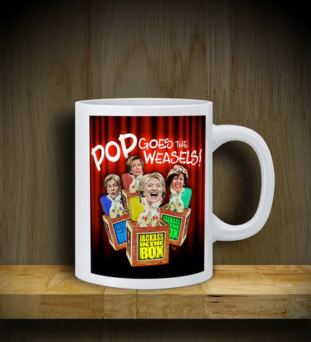 MUG: Jackass in the Box