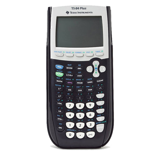 TEXAS INSTRUMENTS TI 84 PLUS GRAPHING CALCULATOR NEW