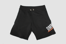 Black Shorts Underline Logo
