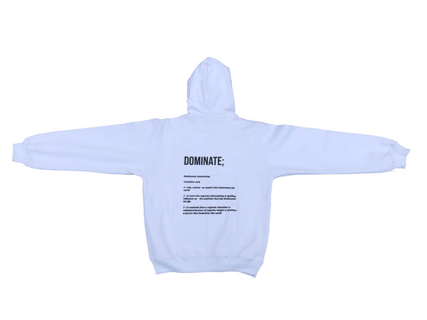 DOMINATE DEFINITION HOODIE