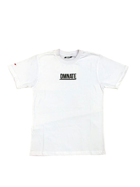 Underline T-Shirt White