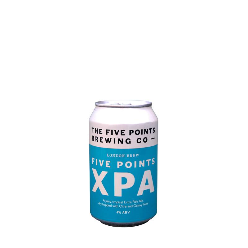 Five Points Extra Pale Ale (24 cans)