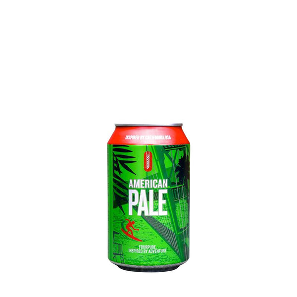 Four Pure American Pale Ale (24 cans)