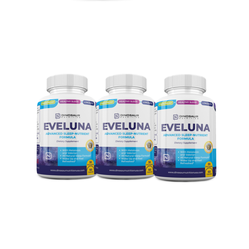Eveluna - A Sleep Supplement That Works