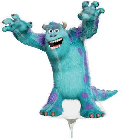 Monsters University - Sully MiniSh Globo Metálico
