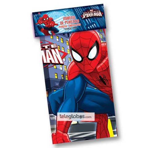 Mantel Plastico de Spider Ultimate