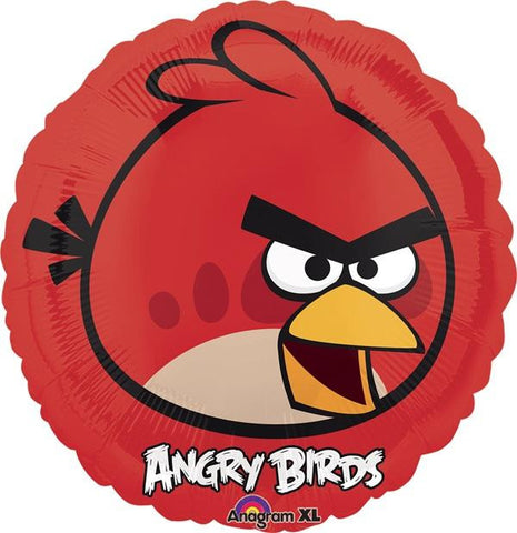 Angry Birds - Red Bird 18 Pulgadas Globo Metálico