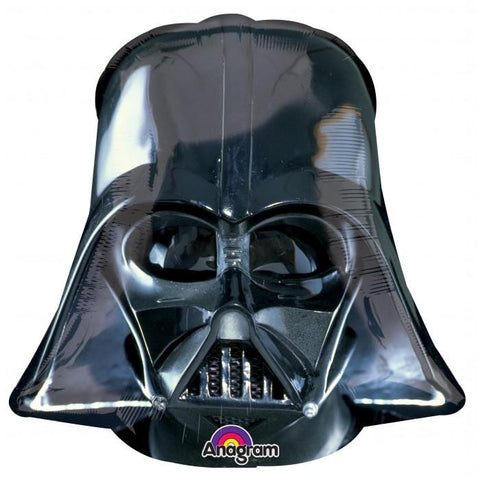 Star Wars Darth Vader Casco Super Shape Globo