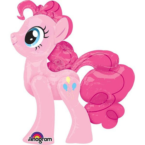 My Little Pony Pinkie Pie Airwalker Pulg Globo Metálico
