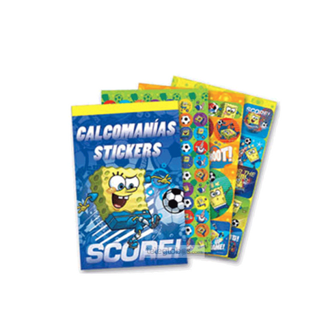 Blocks Stickers de Bob Esponja