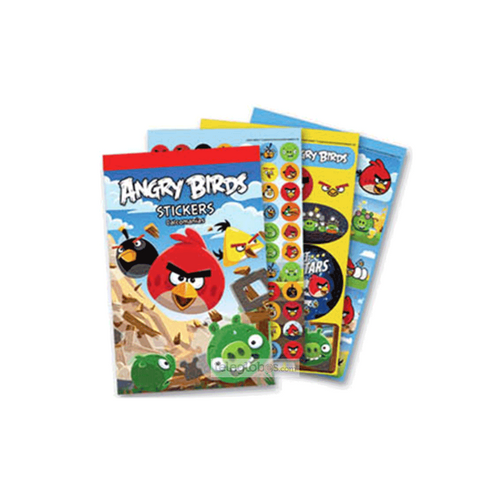 Blocks Stickers de Angry Birds
