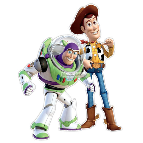 Adorno Movil Grande de Toy Story