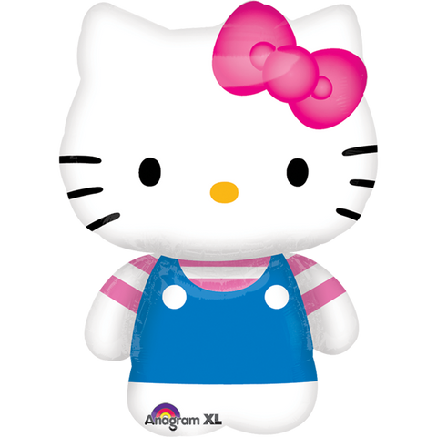 Hello Kitty Summer Fun SuperSh Globo Metálico