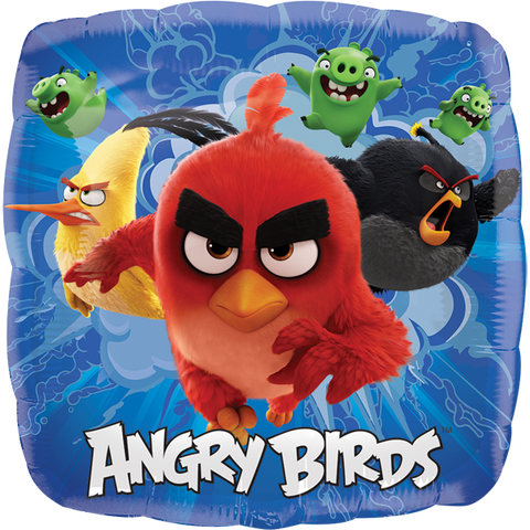 Angry Birds Movie 18 Pulgadas Globo Metálico