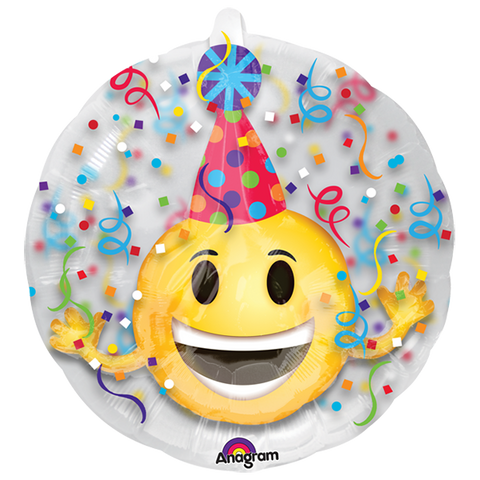 Emoticón Party Hat Conffeti Insider GM