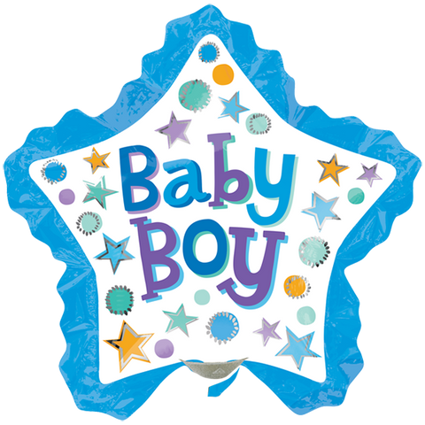 "Baby Boy Estrella With Ruffle 14"" GM"