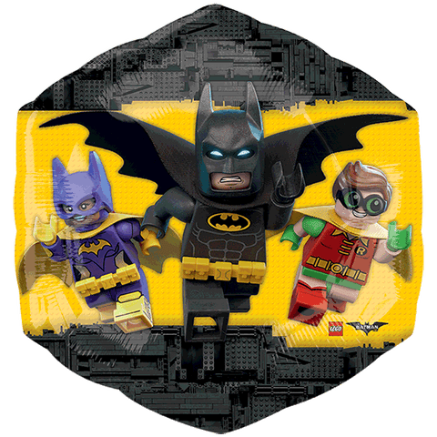 Lego Batman SuperShape Globo Metálico