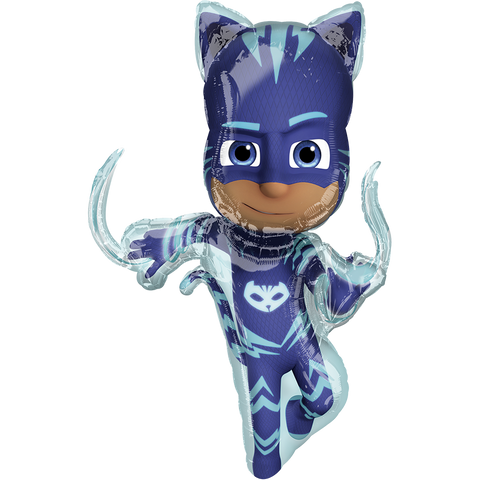 Pj Masks Catboy SuperSh Globo Metálico