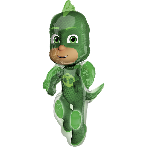 Pj Masks Gekko SuperSh Globo Metálico