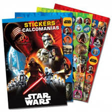 Blocks Stickers de Star Wars