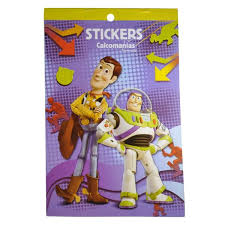 Blocks Stickers de Toy Story