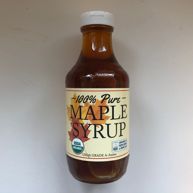 Maple Syrup (8 Oz)