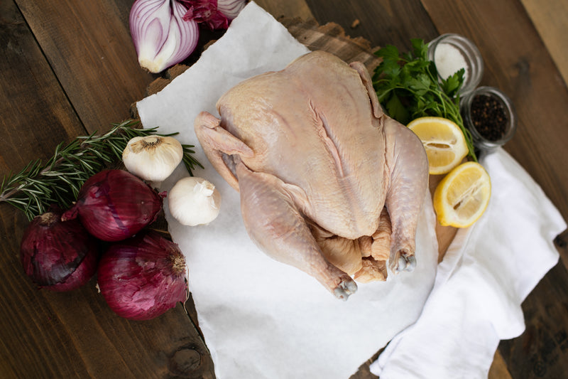 Pastured Whole Chicken (3.5-4.0 lbs )