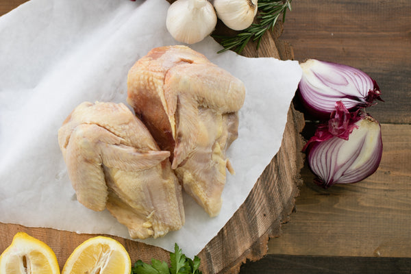 Pastured Airline Chicken Breast (avg1.75lbs)