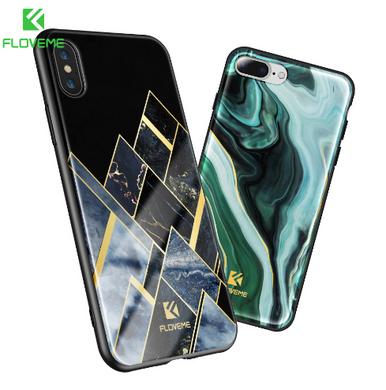 Agate Pattern Cases - iPhone