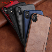 X-Level Soft Leather Case - Apple iPhone