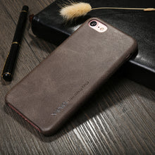 X-Level Leather Case - iPhone 7/8