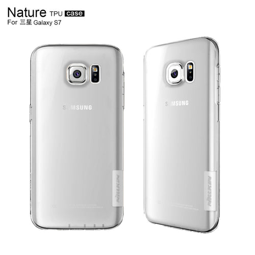 Nillkin Anti-Skid Silicon Case - Samsung Galaxy S7