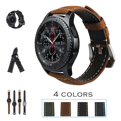 Samsung Galaxy Gear S3, Leather Strap