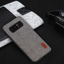 MOFI Fabric/Leather Case - Samsung Galaxy Note 8
