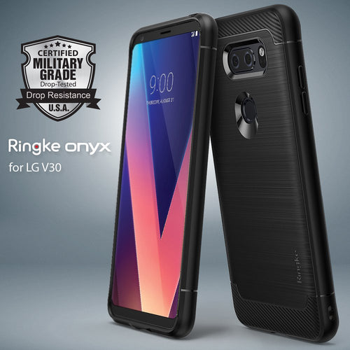 Rugged Onyx Case - LG V30