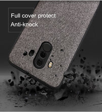 MOFI Fabric/Leather Case - Huawei Mate 10/10 Pro