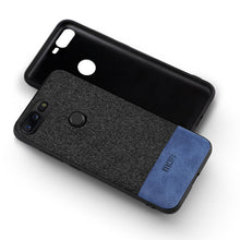 MOFI Fabric/Leather Case - OnePlus 5T