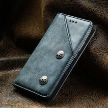 Luxury Leather Wallet Case - Essential Phone PH1