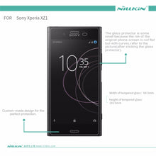 Tempered Glass Screen Protector - Sony Xperia XZ1