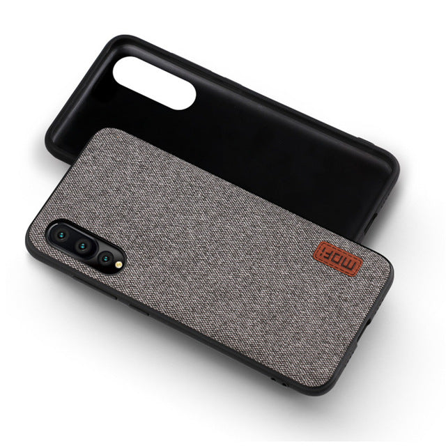 MOFi Fabric/Leather Case - Huawei P20 Series