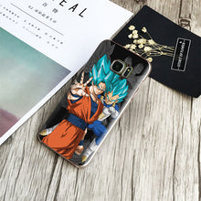 Dragon Ball Z/Super Hard Case - Samsung