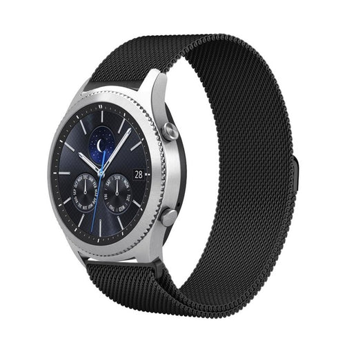 Milanese Loop Strap - Samsung Gear S3 Classic/S3 Frontier