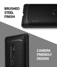 Rugged Onyx Case - Sony Xperia XZ2 Compact