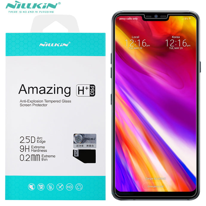 Nillkin Tempered Glass - LG G7 ThinQ