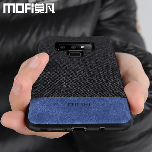 MOFi Fabric/Leather Case - Samsung Galaxy Note 9