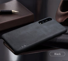 X-Level Leather Case - Huawei P20/P20 Pro