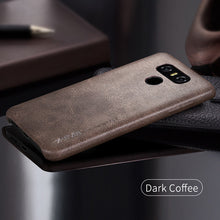 X-Level Leather Case - LG G6