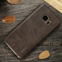 X-Level Leather Case - Samsung GS7/GS7 Edge