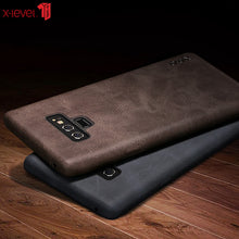 X-Level Leather Phone - Samsung Galaxy Note 9